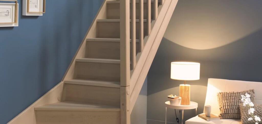 rénovation de votre escalier bois